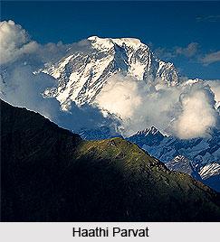 Haathi Parvat, Uttarakhand