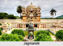 Jagmandir,  Udaipur , Rajasthan