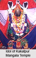 Kakatpur Mangala Temple, Orissa