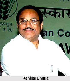 Kantilal Bhuria, Indian Politician