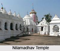 Kantilo Temple, Orissa