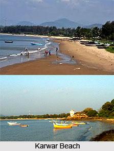 Karwar Beach, Karnataka