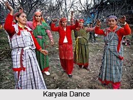 Karyala, Indian Folk Form