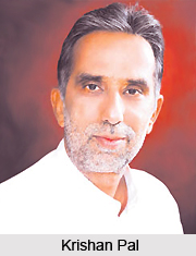 Krishan Pal, Indian Politician