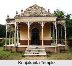 Kunjakanta Temple, Dhenkanal, Orissa