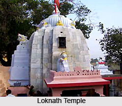 Loknath Temple, Puri, Orissa
