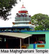 Maa Majhighariani Temple, Orissa
