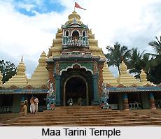 Maa Tarini Temple, Ghatagaon, Orissa