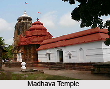 Madhava Temple, Cuttack, Orissa