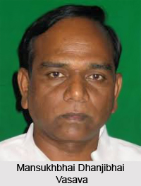 Mansukhbhai Dhanjibhai Vasava, Indian Politician