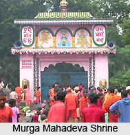 Murga Mahadeva Shrine, Orissa