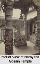Narayana Gosain Temple, Orissa