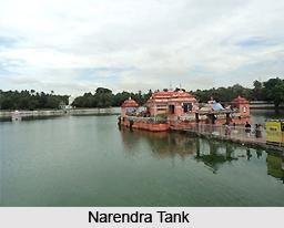 Narendra Tank, Puri, Orissa