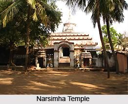 Narsimha Temple of Puri, Orissa