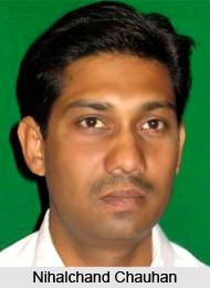 Nihalchand Chauhan, Indian Politician