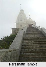 Parasnath Temple, Bihar