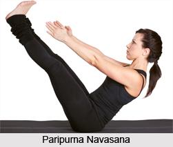 Paripurna Navasana