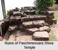 Paschimesvara Shiva Temple, Orissa