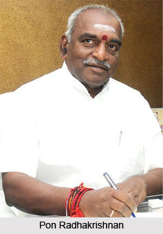 Pon Radhakrishnan, Indian Politician