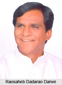 Raosaheb Dadarao Danve, Indian Politician