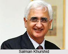 Salman Khurshid, Indian Politician