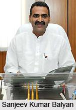 Dr. Sanjeev Kumar Balyan, Indian Politician