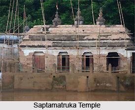 Saptamatruka Temple, Orissa