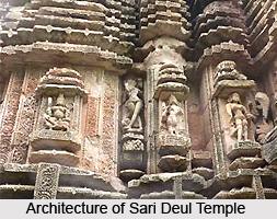 Sari Deul Temple, Orissa