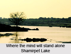 Shamirpet Lake