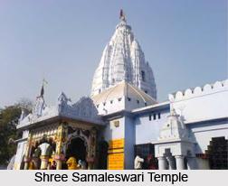 Shree Samaleswari Temple, Sambalpur, Orissa