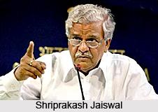 Shriprakash Jaiswal, Indian Politician