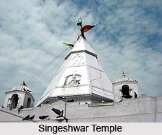 Singeshwar temple, Bihar