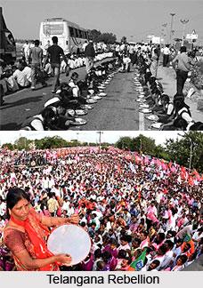 Telangana Rebellion