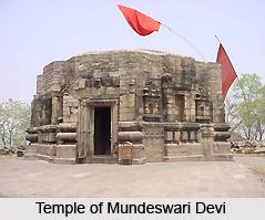Temple of Mundeswari Devi, Pura, Bihar