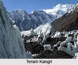 Teram Kangri Peaks