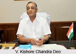 V. Kishore Chandra Deo, Indian Politician
