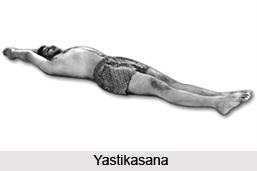 Yastikasana