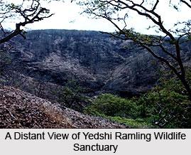 Yedshi Ramling Wildlife Sanctuary, Osmanabad District, Maharashtra
