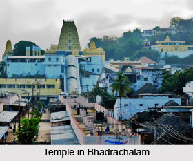 Temples in Bhadrachalam, Khammam District, Telangana