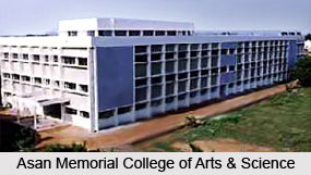 Asan Memorial College of Arts & Science, Jaladampet, Chennai