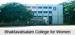 Bhaktavatsalam College for Women, Korattur, Chennai