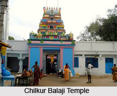 Chilkur Balaji Temple, Telangana