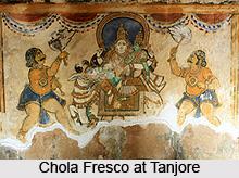 Chola Murals