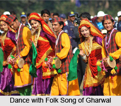 Folk Songs of Garhwal, Uttarakhand