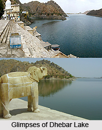 Dhebar Lake, Udaipur District, Rajasthan