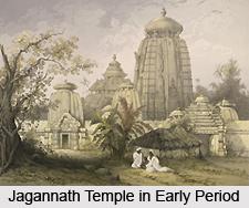 History of Jagannath Temple, Puri , Orissa