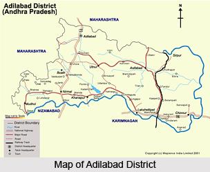 Districts of Telangana