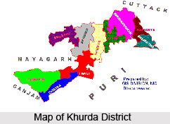 Khordha District, Orissa