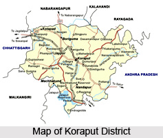 Koraput District, Orissa