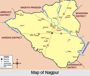 Nagpur, Indian City
